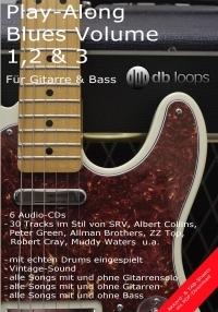 db loops Blues Triple Volume 1,2 & 3